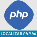 localizar php.ini