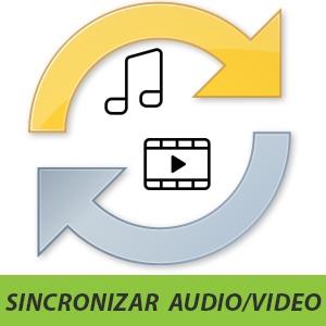 Cómo sincronizar el audio de una película