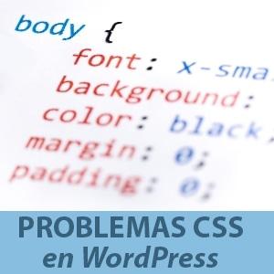 Problemas cargando CSS de plugins y temas WordPress