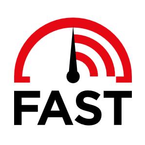 Medir la velocidad de nuestra conexión con Fast.com