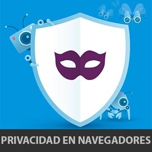 Consejos para mantener la privacidad del navegador