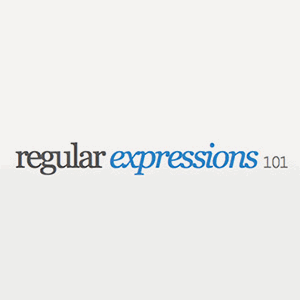 Crear, probar y depurar expresiones regulares online en regex101.com