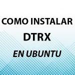 como instalar DTRX en ubuntu
