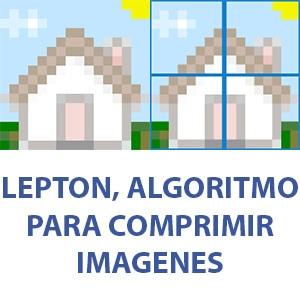 lepton algoritmo de compresión de imagenes