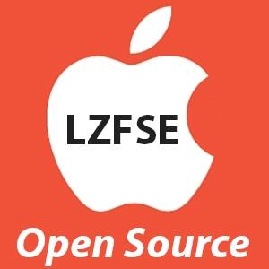 El algoritmo de compresión LZFSE pasa a ser de código abierto