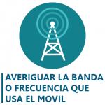 banda frecuencia movil