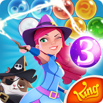 Bubble Witch 3 Saga icono
