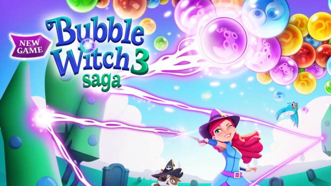 Trucos para Bubble Witch 3 Saga