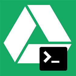 Cómo descargar archivos de Google Drive desde la consola