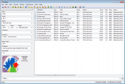 MP3tag, el mejor editor de tags para Windows