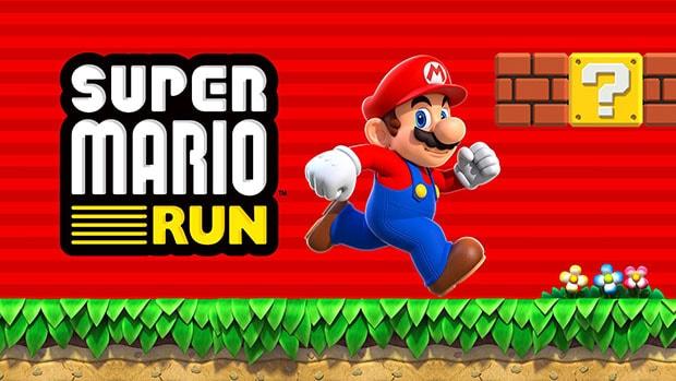 Nintendo lanzará Super Mario Run para Android en marzo