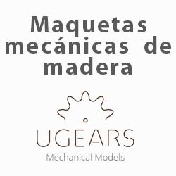 Opinión de maquetas UGEARS (maquetas de madera)