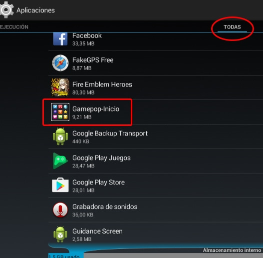 BlueStacks Gamepop-Inicio