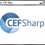 CefSharp aplicacion C#
