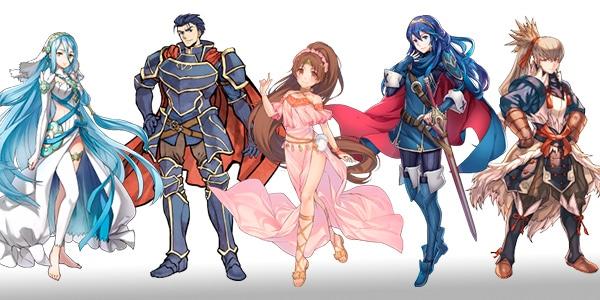 Mejores héroes de Fire Emblem Heroes