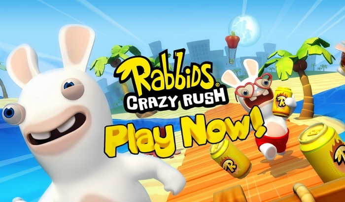 Rabbids Crazy Rush, trucos para este nuevo endless runner