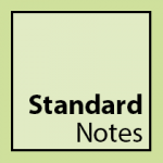 Standard Notes icon