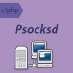 psocksd servidor socks php