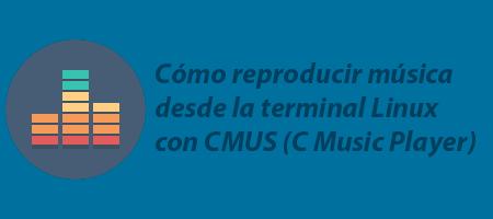 Cómo reproducir música desde la terminal Linux