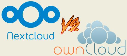 Diferencias entre ownCloud y NextCloud