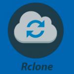 rclone icono