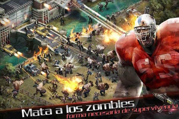 Last Empire War Z zombies