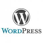 wordpress 4 logo
