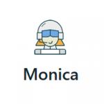 Monica CRM logo