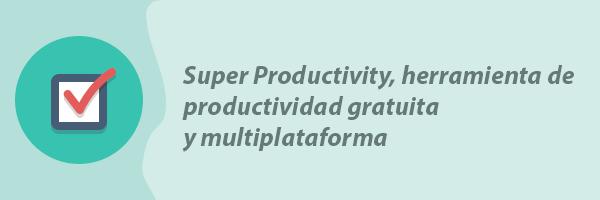 super productivity