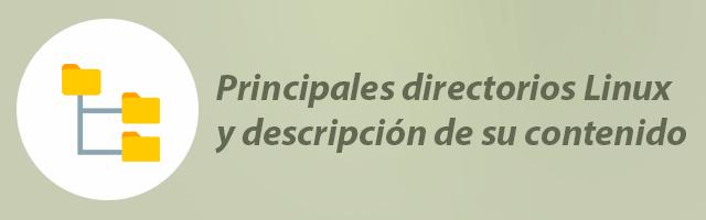 estructura directorios linux