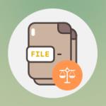 integridad de archivo icono