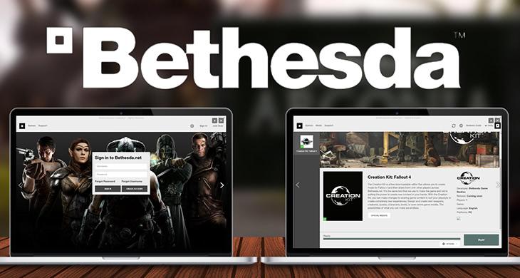 Bethesda Launcher en actualización de drivers AMD