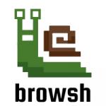 browsh navegador icono