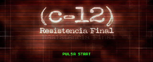c-12 resistencia final en español
