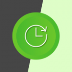 historial spotify icono