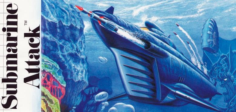 Submarine Attack de SEGA Master System
