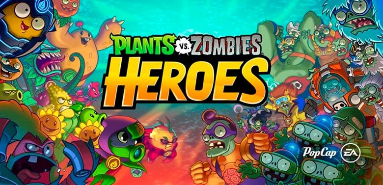 Trucos para Plants vs Zombies Heroes y estrategias