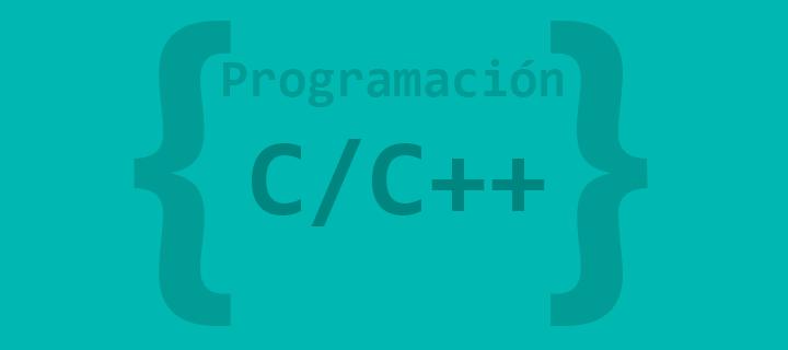 programación C/C++