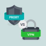 proxy vs vps icono
