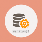 version mysql icono