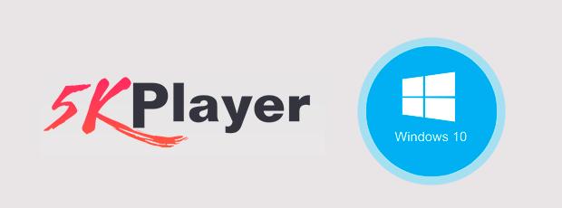 Reproductor multimedia 5KPlayer para Windows